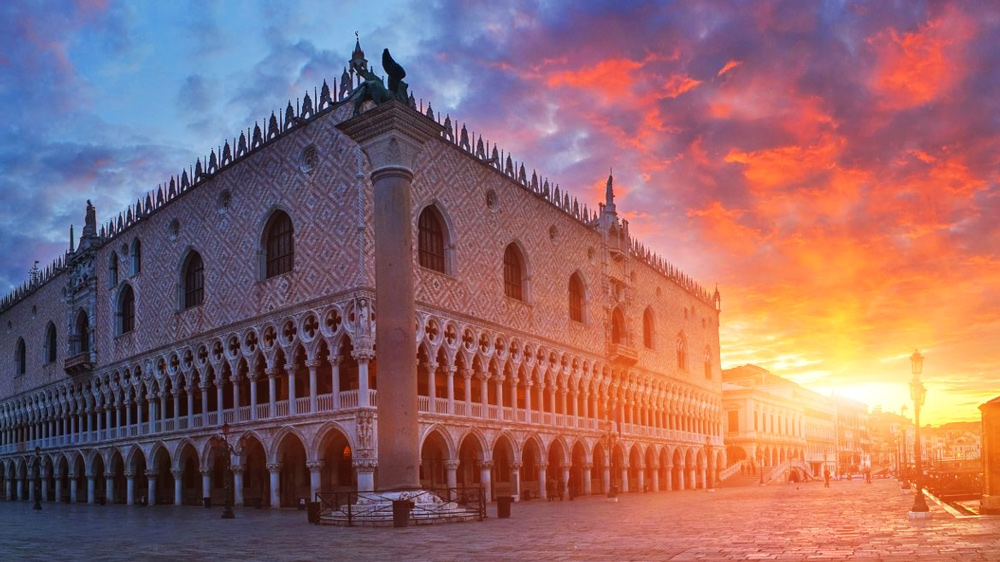 The Doge's Palace in Venice: a tour of its most beautiful rooms