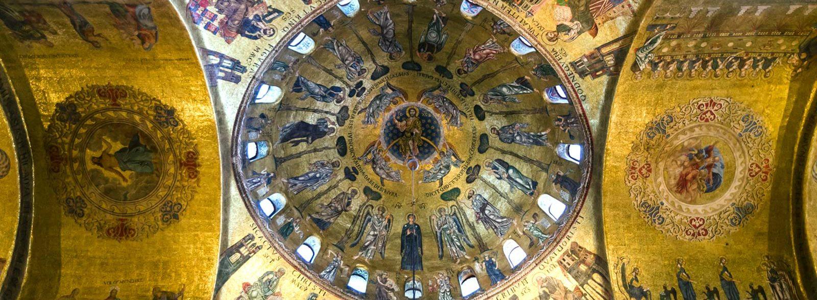 The best St. Mark's Basilica mosaics: discovering a treasure