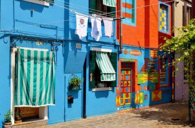 Isola di Burano: come raggiungerla e cosa vedere