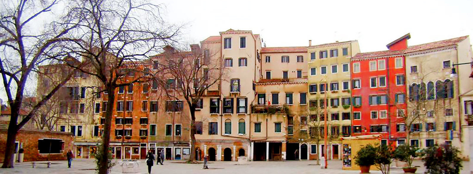 Venice Jewish ghetto:  discovering the neighborhood